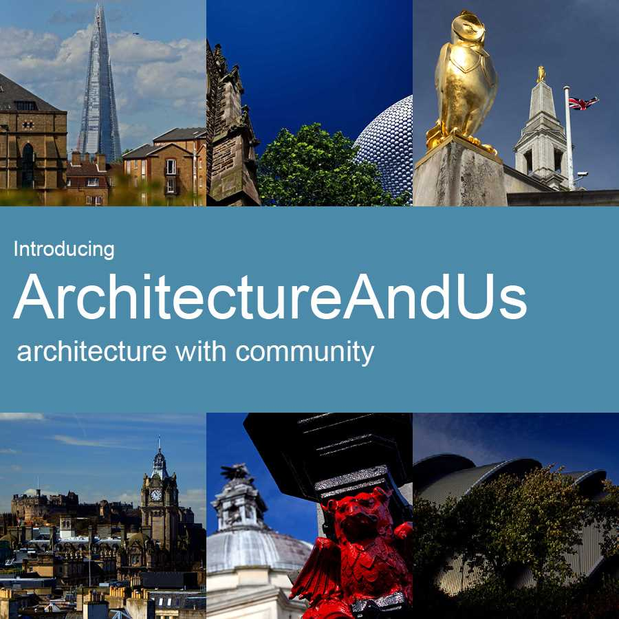 Introducing ArchitectureAndUs - A FreeTimePays Community of Passion
