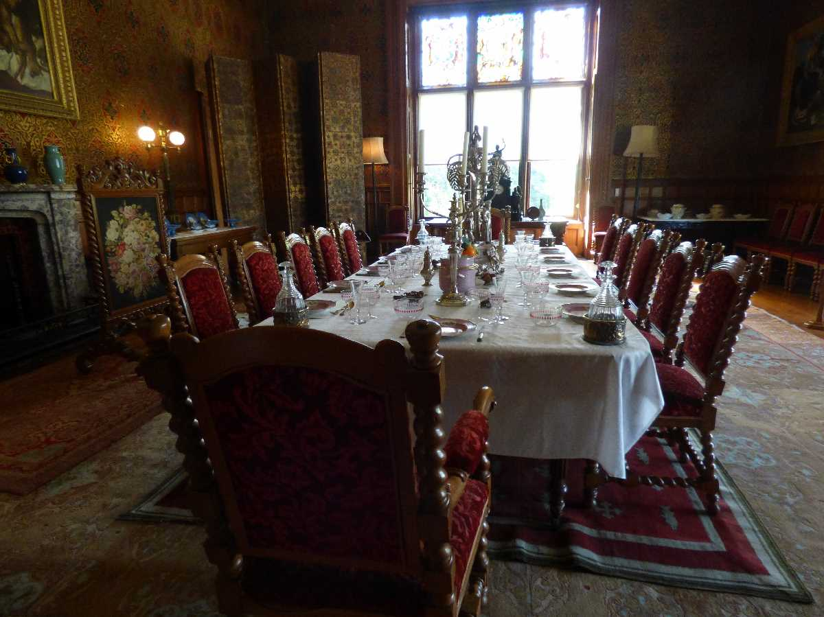 Charlecote Park - Dining Room
