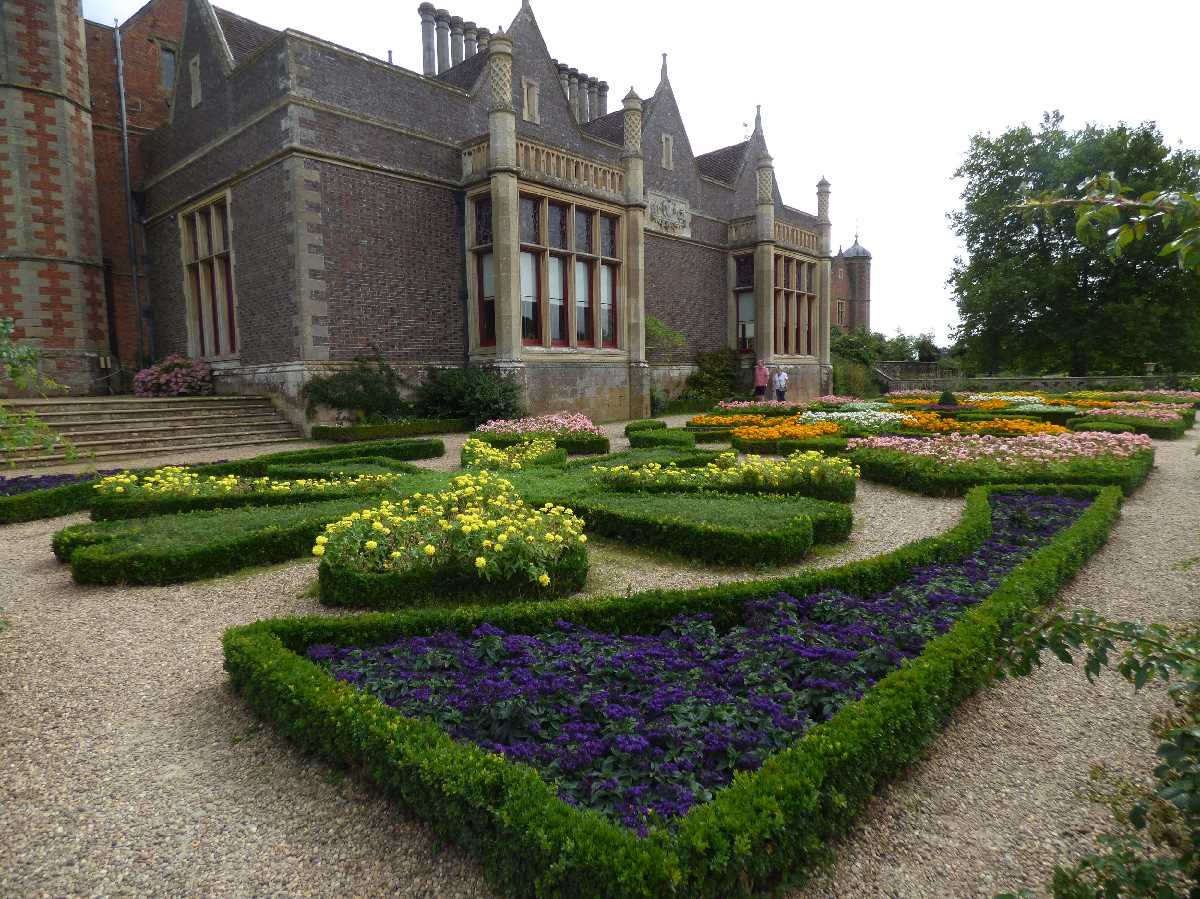 Charlecote Park - from the Parterre