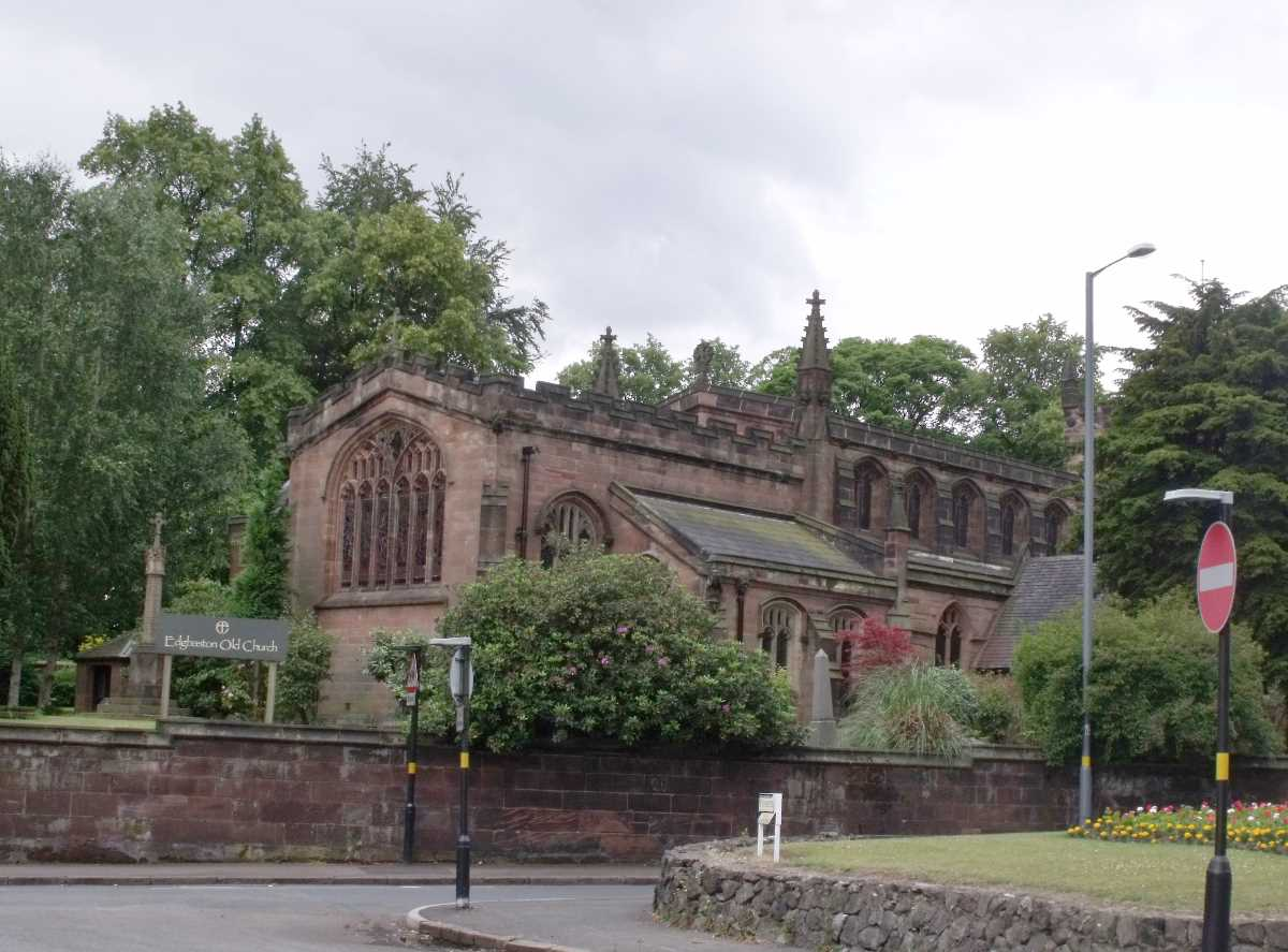 Edgbaston Old Church (St. Bartholomew) - A Birmingham Gem!